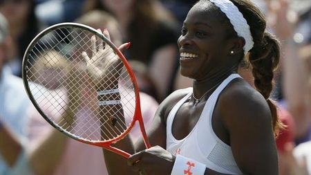 Sloane Stephens Wimbledon 2013 4th Round Win