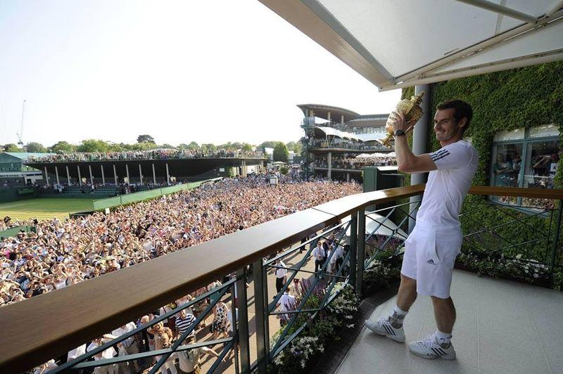 Andy Murray Wimbledon 2013 Champion - 2