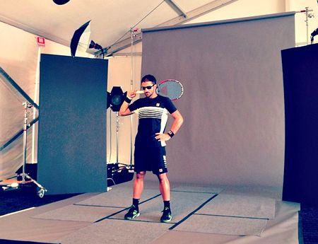 Jamko Tipsarevic Promo in IW