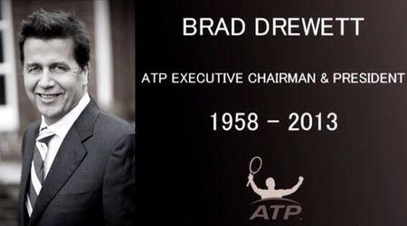 Brad Drewett RIP