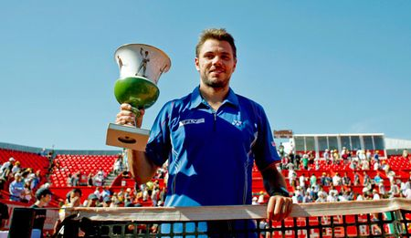 Stanislas Wawrinka Portugal Open 2013 Winner
