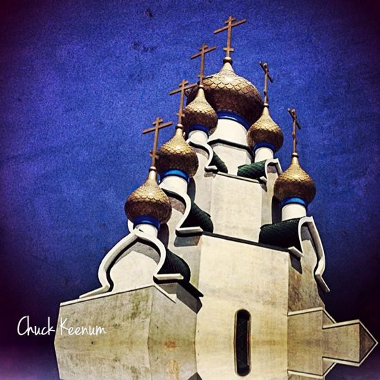 Russian Orthodox Church in Hollywood - Lens Angeles