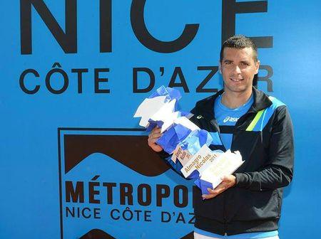 Albert Montanes Nice 2013 Winner