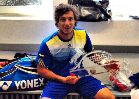 Juan Monaco Dusseldord 2013 Winner