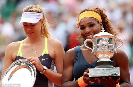 Serena Williams French Open 2013 Champion 2