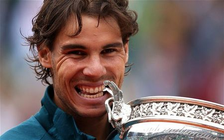 Rafael Nadal French Open 2013 Champion 6