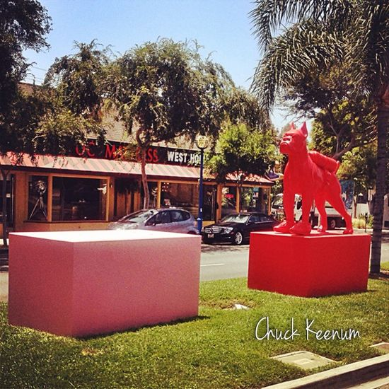 Missing Sweetlove Dog - Lens Angeles