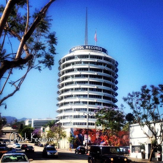 Capitol Records Building - Lens Angeles