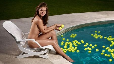 Agnieszka Radawanska Nude Naked 2013 ESPN Body Issue