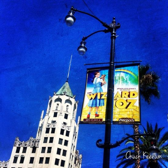 Oz Banner & 1st National Bldg 1 - Lens Angeles
