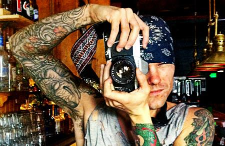 Josh and Old Camera 2 - Copy