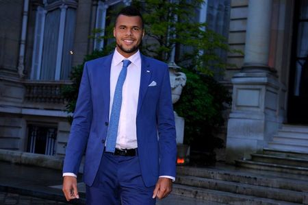 Jo-Wilfried Tsonga French Open 2013 Players Party