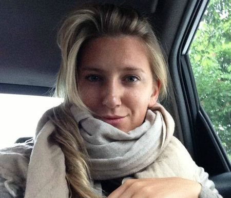 Victoria Azarenka French Open 2013 Pamper Day