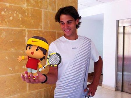 Rafael Nadal Pocoyo Doll