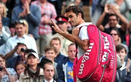 Roger Federer Wimbledon 2013 2nd Round Loss