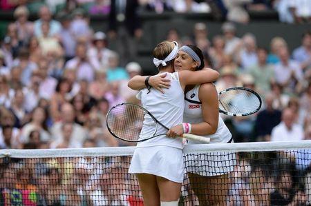 Marion Bartoli Wimbledon 2013 Semifinal Win