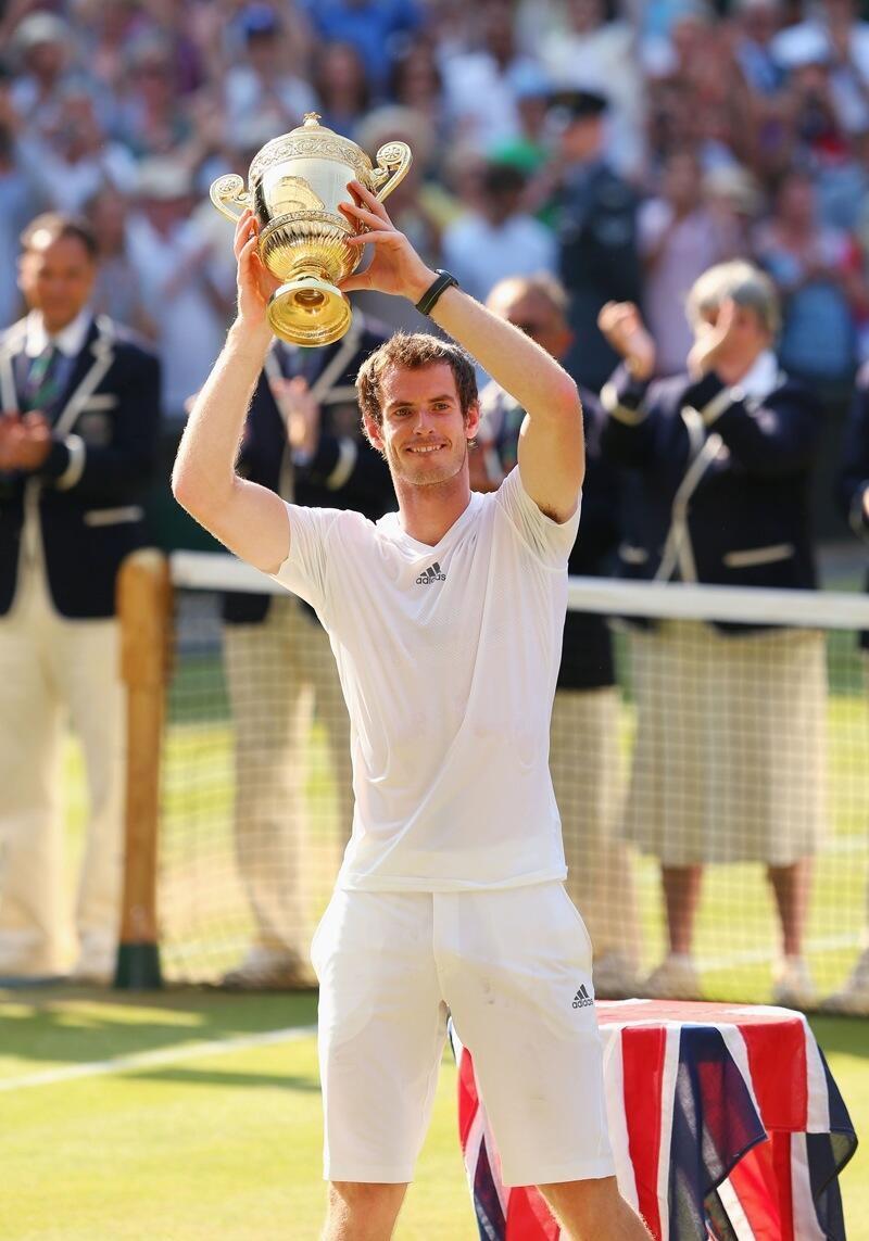 Andy Murray Wimbledon 2013 Champion - 1