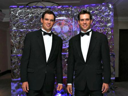 Bryan Brothers Wimbledon 2013 Champions Dinner 2