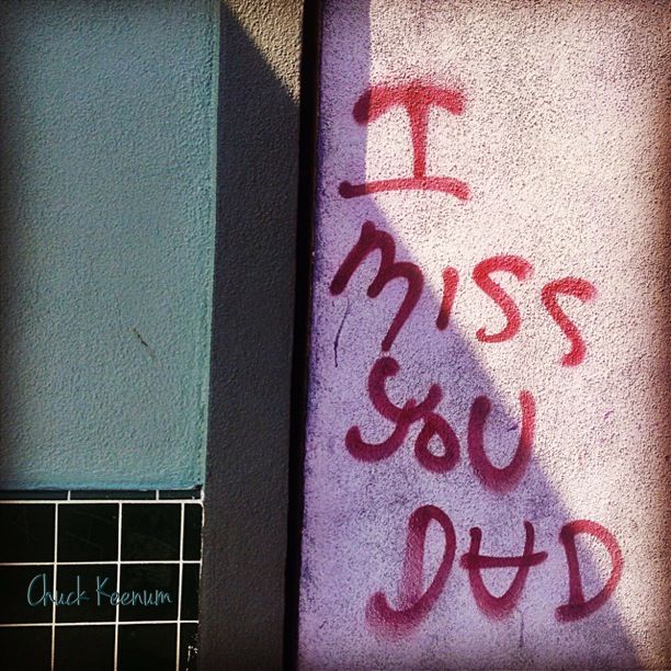 I Miss You Dad 3