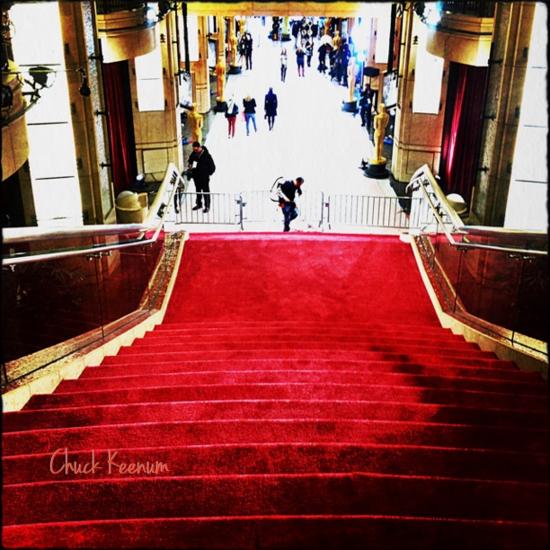 Red Carpet View Oscars 2014 - Lens Angeles