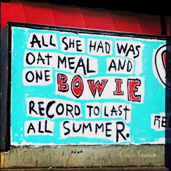 Louisxxx Bowie & Oatmeal Piece - Lens Angeles