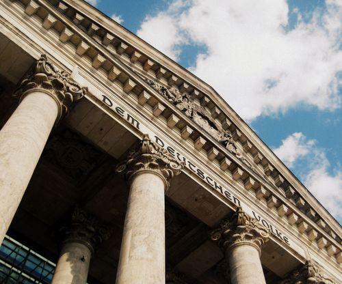 19 Der Reichstag
