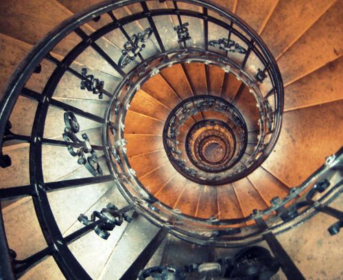 15 Stairs to Dome