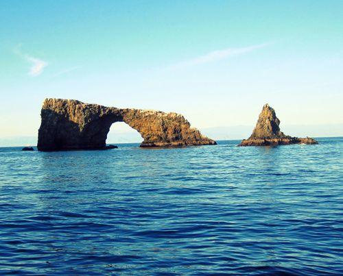 03 Anacapa Arch 1