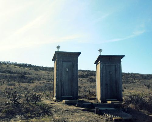 15 Outhouses