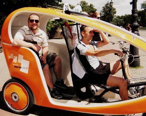 Chux Taxi Ride