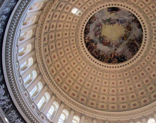 08 Capitol Building Rotunda 1