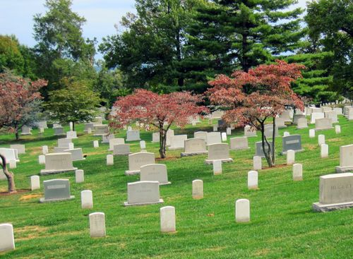 26 Arlington Cemetery 2