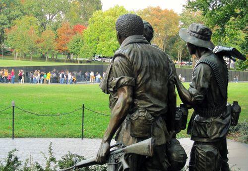 29 Vietnam War Monument 2