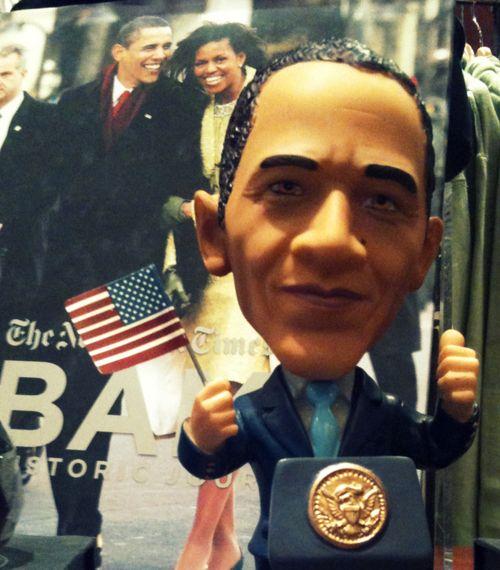 43 Barack Obama Bobblehead