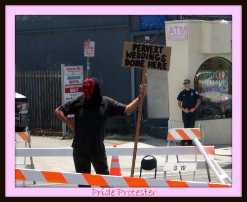 06 Pride Protester