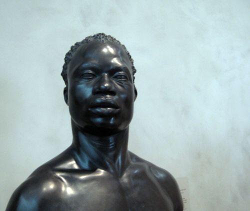 17 Bust of a Man