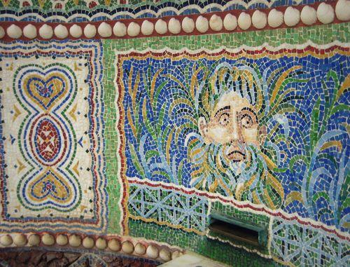 08 Fountain Mosaic