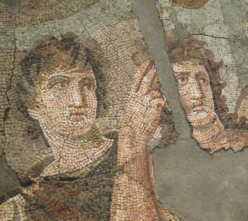 18 Broken Mosaic
