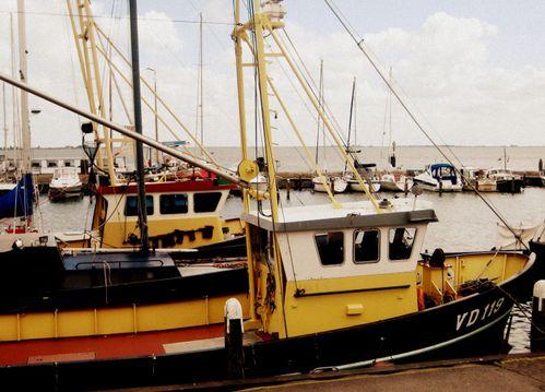 11 Docked in Volendam
