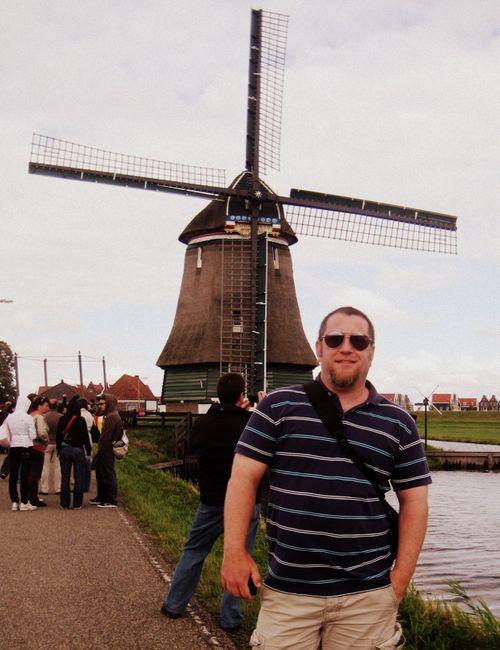 17 Chux Windmill