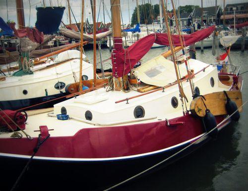 30 Docked in Marken