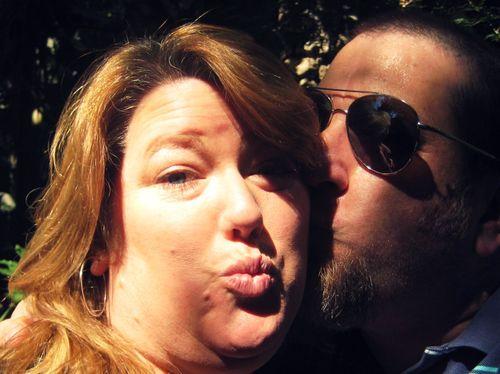 13 Kissing a Bride
