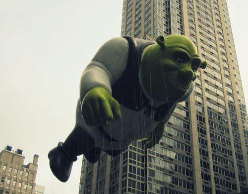10 Shrek