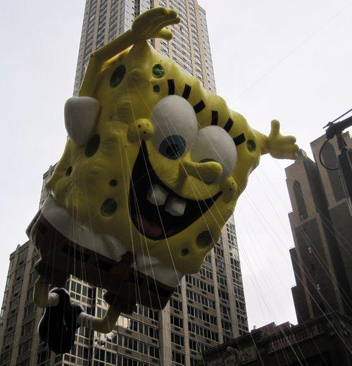 13 Sponge Bob