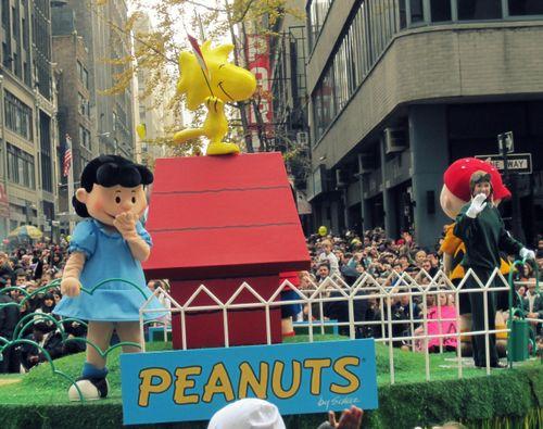 18 Peanuts