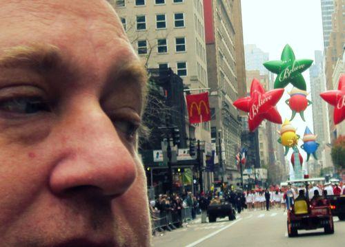 32 Chux Macy's Parade
