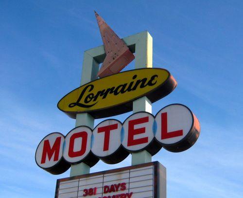 1 - Lorraine Motel