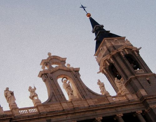 18 - Madrid Cathedral