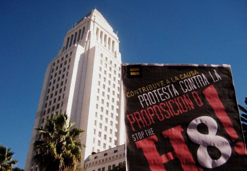 36 March on LA City Hall