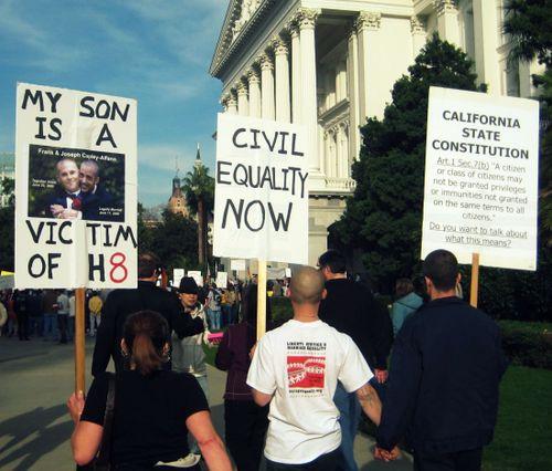 41 March on Sacramento